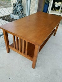 Brand New mission style coffee table  Moreno Valley, 92551