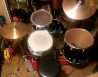 Professionaly Maintained Budget Priced Drum Set Silver Spring, 20906