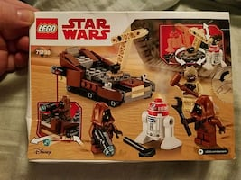 Lego Star Wars 97pcs Tatoonie Batle Pack