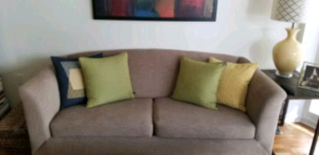 used crate and barrel silhouette couch for sale in san francisco letgo rh gb letgo com