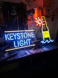 60 for Keystone Neon The Sol Neon is soldl