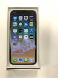 iPhone X 64 GB Space Grey   Unlocked   10/10   536 km