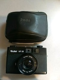 Vintage Rollei XF 35 Camera New Port Richey, 34652