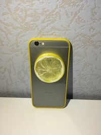 Coque iPhone 6/6s/7/8 citron Montigny-en-Ostrevent, 59182