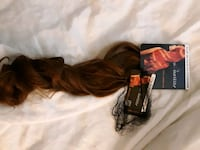 Clip-in Hair Extensions by S Noilite