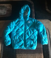 Reversible north face girls jacket  Springfield, 22150