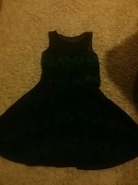 Dark blue and black dress 435 mi