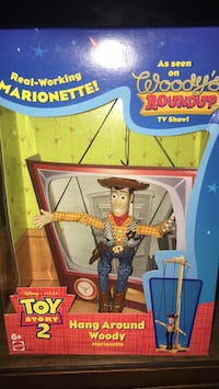Woody Toy Story 2 collectibles  Lackawanna, 14218