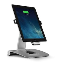 mophie Fast Charging Powerstand for Apple iPad Made from Aluminum. Charge, Rotate and Change Angles Vancouver, V6E 3J5