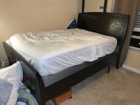 Black Bedroom set. WITHOUT Mattress Bradenton, 34203