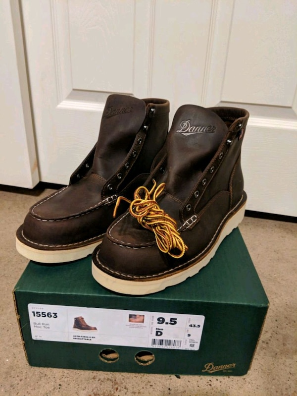 Used Danner Bull Run Moc Toe For Sale In Mesa Letgo