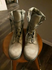 Military issue boots 12R Vancouver, 98661