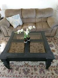 2 Cocoa couches plus 1 chair, all matching Menifee, 92586