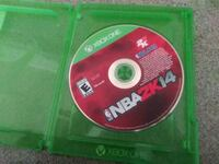 NBA 2K17 Xbox One game disc Anderson, 96007