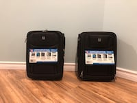 2 BLACK CARRY ON LUGGAGES London, N5X 0H2