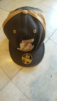 LA Lakers fitted cap Temple City