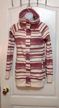 BILLABONG Button up Sweater: Size XS/S 539 km