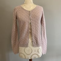 Crocheted Top/Pullover - Bought In Turkey - Size Small Toronto