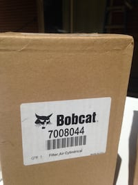 Bobcat skid steer air filters I have 3  7008043 and 4 7008044