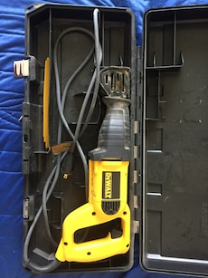 dewalt corded power tool