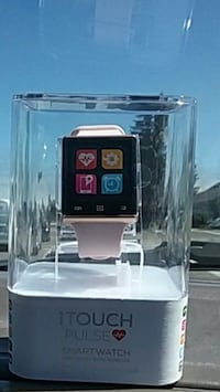 Black itouch pulse smartwatch with pack Placerville, 95667
