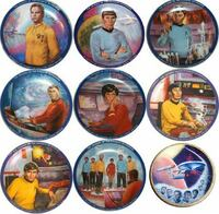 Star Trek Complete Collection of Hamilton Plates