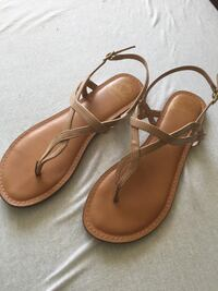 Tan sandals size 7 1/2 El Centro, 92243