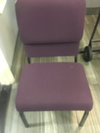 Purple Stacking Chairs Bell Gardens, 90201
