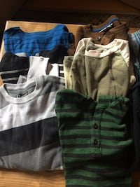 Boys (12-14)assorted clothes