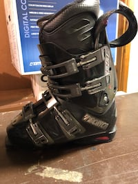 Tecnica Mens ski boots- Good Used Condition siZe 6 1/2 European should fit size 8.5 US  Toronto, M3H 1X9