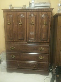 brown wooden cabinet with drawer Olney, 20832