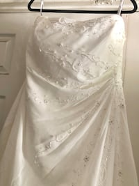 Wedding Dress - Trudy's, Ivory w/no train San Jose, 95128