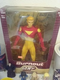Gen 13 burnout figure  Alamogordo, 88310