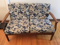 Wood 2 seater Vaughan, L6A 0H4