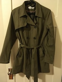 Only Lucy Trench Coat sz Lg Vancouver, V6G 2C9
