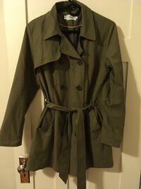 Only Lucy Trench Coat sz Lg