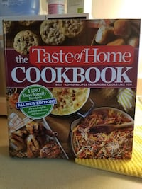 Taste of home cookbook Lutherville-Timonium, 21093