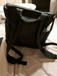 black and gray duffel bag Vancouver, V5X 1H7