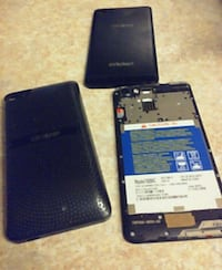 black Samsung Galaxy android smartphone with case Milwaukee, 53223