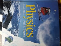 PHYSICS BOOK Vaughan, L4J 5G7