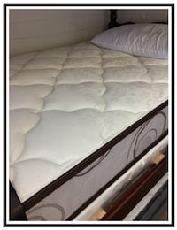 Quilted Pillow top Mattress , Twin size Fair Price! 5 year Warranty! San Diego