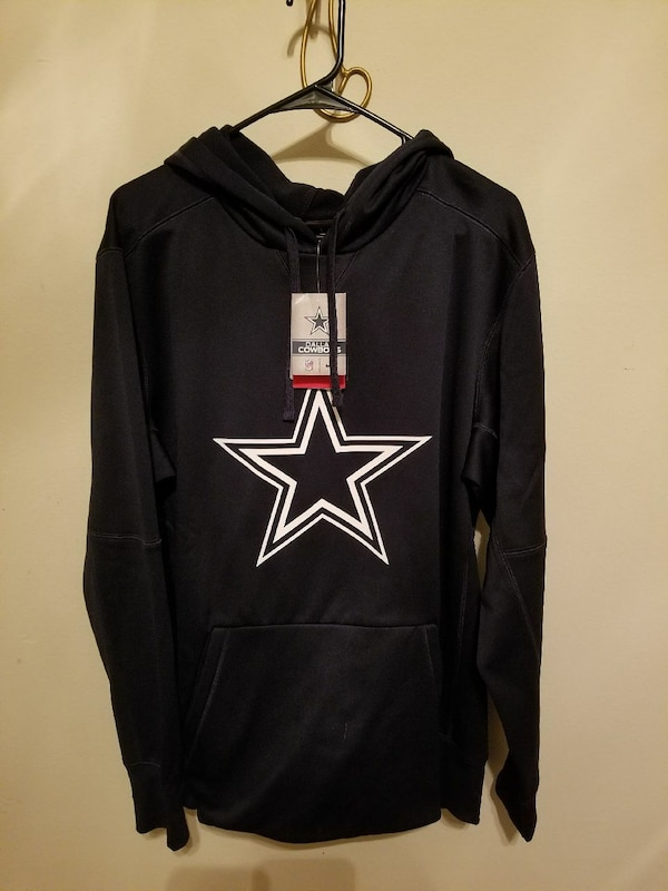 e6c3409384ec Used Dallas Cowboys Nike hoodie - Mens size Large for sale in Plano - letgo