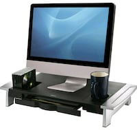 Premiuim Monitor riser- New in box Brampton
