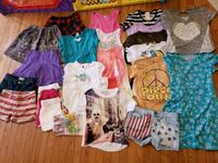 Girl Clothing Lot Chantilly, 20151
