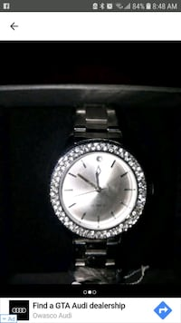 New watch Swarovski  crystals Ajax, L1S 5C7