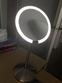 Rose gold sensor mirror with charger Calgary, T2T 1L1