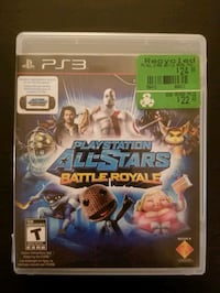 Playstation All Stars Battle Royal for PS3 Vaughan, L4L