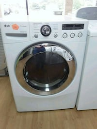 LG white dryer  Woodbridge, 22191