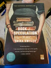 The book of speculation  Dundalk, 21222