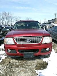PARTING OUT A 2004 EXPLORER #1850